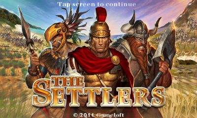 The Settlers HD Android apk