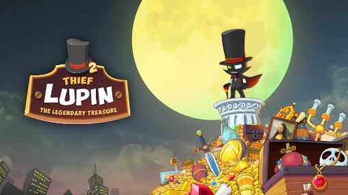 Download Thief Lupin 2: The legendary treasure Android free game. Get full version of Android apk app Thief Lupin 2: The legendary treasure for tablet and phone.