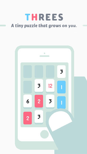 Download Threes! Android free game. Get full version of Android apk app Threes! for tablet and phone.