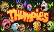 In addition to the game Fruit Ninja Puss in Boots for Android phones and tablets, you can also download Thumpies for free.