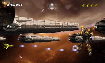Screenshots of the Tiamat X for Android tablet, phone.