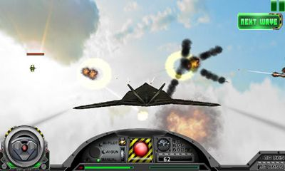 Screenshots of the Tigers of the Pacific 2 for Android tablet, phone.