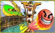 In addition to the game  for Android phones and tablets, you can also download Tiki Golf 2 for free.