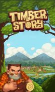 In addition to the game Stick Stunt Biker for Android phones and tablets, you can also download Timber story for free.