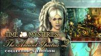 In addition to the game Supernatural Powers HD for Android phones and tablets, you can also download Time mysteries 2: The ancient spectres for free.
