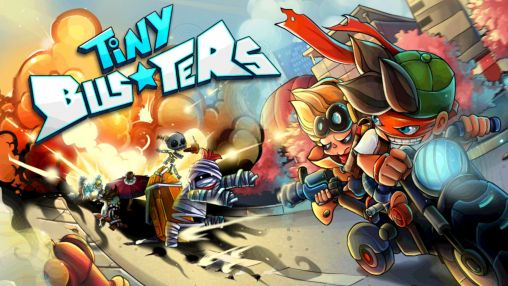 Download Tiny busters Android free game. Get full version of Android apk app Tiny busters for tablet and phone.