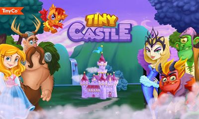 Screenshots of the Tiny Castle for Android tablet, phone.