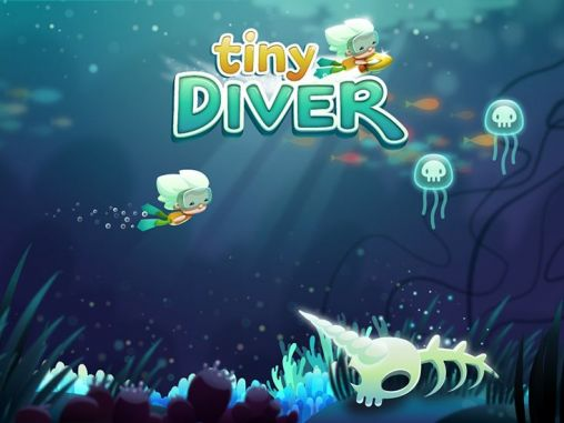 Download Tiny diver Android free game. Get full version of Android apk app Tiny diver for tablet and phone.