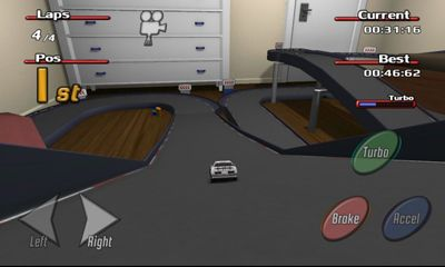 Screenshots of the Tiny Little Racing 2 for Android tablet, phone.