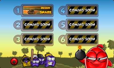 Screenshots of the Tiny Monsters for Android tablet, phone.