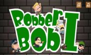 In addition to the game Pou for Android phones and tablets, you can also download Tiny Robber Bob for free.