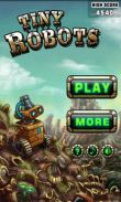 In addition to the game BHU - Fighting Game for Android phones and tablets, you can also download Tiny Robots for free.