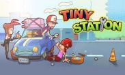 In addition to the game Pegland for Android phones and tablets, you can also download Tiny station for free.