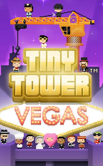 Download Tiny tower: Vegas Android free game. Get full version of Android apk app Tiny tower: Vegas for tablet and phone.
