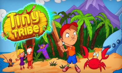 Screenshots of the Tiny Tribe for Android tablet, phone.