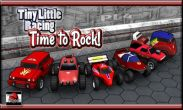In addition to the game X Construction for Android phones and tablets, you can also download Tiny Little Racing: Time to Rock for free.