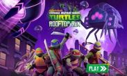 In addition to the game Ninja vs Samurais for Android phones and tablets, you can also download TMNT:  Rooftop run for free.