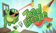 In addition to the game Robinson for Android phones and tablets, you can also download Toad Escape for free.