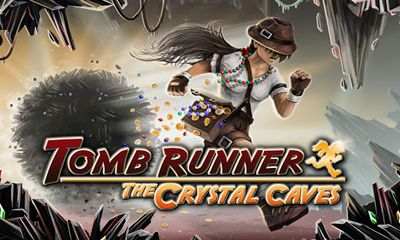 Screenshots of the Tomb Runner: The Crystal Caves for Android tablet, phone.