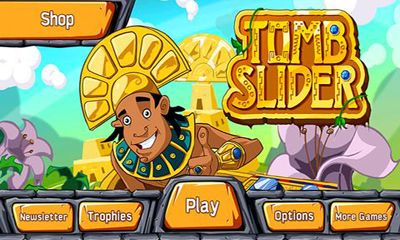Tomb slider لعبة جديدة مسلية !!!