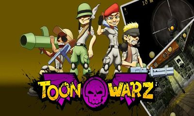 Screenshots of the Toon Warz for Android tablet, phone.
