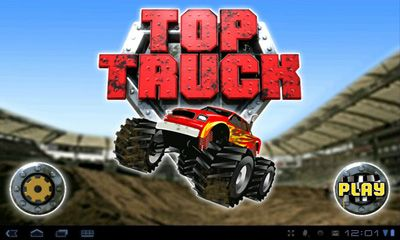 Screenshots of the Top Truck for Android tablet, phone.