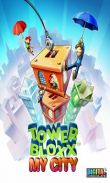 In addition to the game Legend of Master 3 for Android phones and tablets, you can also download Tower bloxx my city for free.