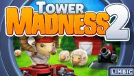 In addition to the game Pocket tanks for Android phones and tablets, you can also download Tower madness 2 for free.