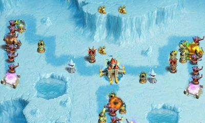 Screenshots of the Towers N' Trolls for Android tablet, phone.