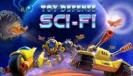 In addition to the game Adventure town for Android phones and tablets, you can also download Toy defense 4: Sci-fi for free.