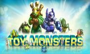 In addition to the game Go Go Goat! for Android phones and tablets, you can also download Toy monsters for free.
