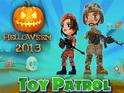 Download Toy patrol shooter 3D Helloween Android free game. Get full version of Android apk app Toy patrol shooter 3D Helloween for tablet and phone.
