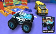 In addition to the game Ninja vs Samurais for Android phones and tablets, you can also download Toy's Parking 3D for free.