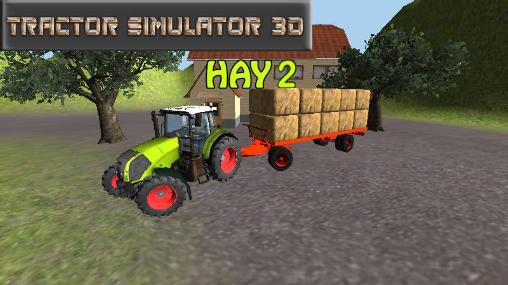 Download Tractor simulator 3D: Hay 2 Android free game. Get full version of Android apk app Tractor simulator 3D: Hay 2 for tablet and phone.
