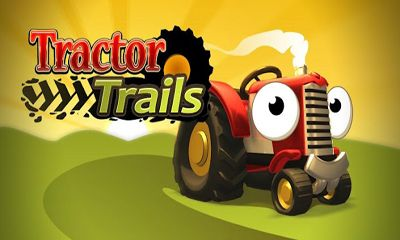 Screenshots of the Tractor Trails for Android tablet, phone.
