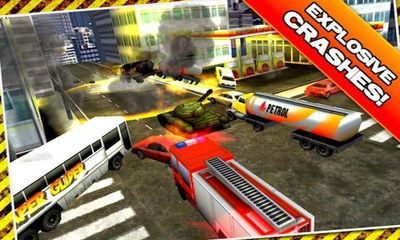 Traffic Panic 3D Android apk