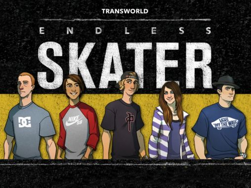 Download Transworld endless skater Android free game. Get full version of Android apk app Transworld endless skater for tablet and phone.