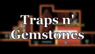 In addition to the game Catan for Android phones and tablets, you can also download Traps n' gemstones for free.