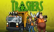 In addition to the game Skater Boy for Android phones and tablets, you can also download Trashers for free.
