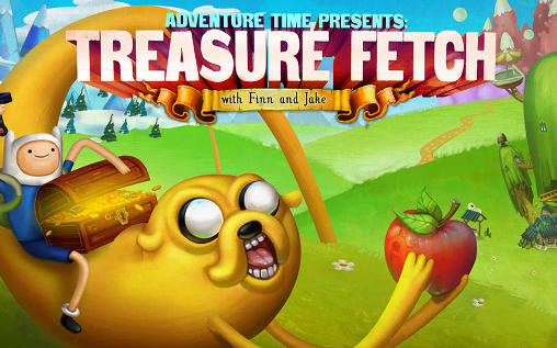 Download Treasure fetch: Adventure time Android free game. Get full version of Android apk app Treasure fetch: Adventure time for tablet and phone.
