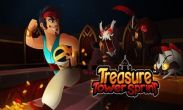 In addition to the game Zombie Diary Survival for Android phones and tablets, you can also download Treasure Tower Sprint for free.