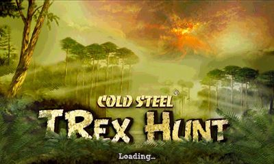 Screenshots of the TRex Hunt for Android tablet, phone.