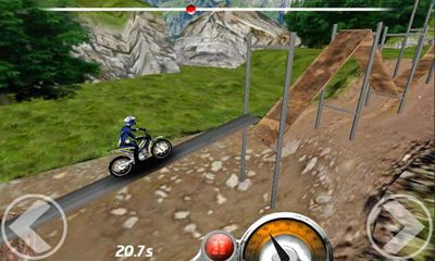 Screenshots of the Trial Xtreme for Android tablet, phone.