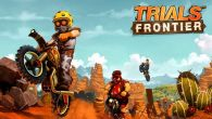 In addition to the game Lyne for Android phones and tablets, you can also download Trials frontier for free.