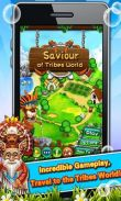 In addition to the game 8 ball pool for Android phones and tablets, you can also download Tribal Saviour for free.