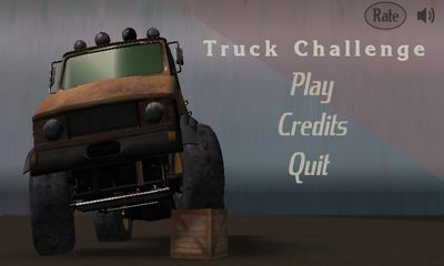 Download Truck Challenge 3D Android free game. Get full version of Android apk app Truck Challenge 3D for tablet and phone.