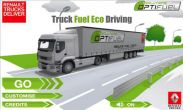 In addition to the game Shrek kart for Android phones and tablets, you can also download Truck Fuel Eco Driving for free.