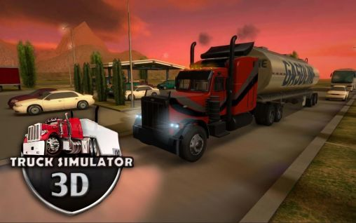 Download Truck simulator 3D Android free game. Get full version of Android apk app Truck simulator 3D for tablet and phone.