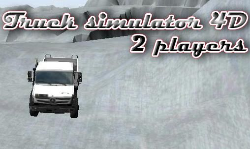 Download Truck simulator 4D: 2 players Android free game. Get full version of Android apk app Truck simulator 4D: 2 players for tablet and phone.