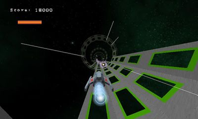 Screenshots of the Tube Racer 3D for Android tablet, phone.